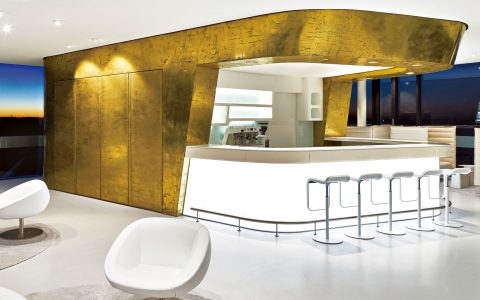 Dein Lieblingsmaler präsentiert Designoberflächen von MIDAS Surfaces – MIDAS Metall