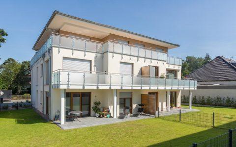 Waermedaemmung Fassade Hannover Besenstrich Kratzputz stoWDVS Fassadensanierung