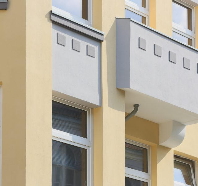 Altbausanierung Hannover Fassade