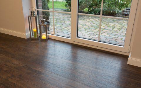 Designboden Holzoptik Planken Dunkel Hannover Wedemark Burgwedel