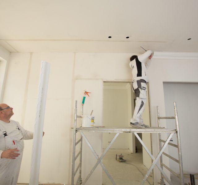 Experten Malerarbeiten Stuckleisten Hannover