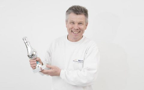 Facharbeiter Bernd Kassel