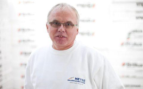 Facharbeiter Bernhard Kowolik