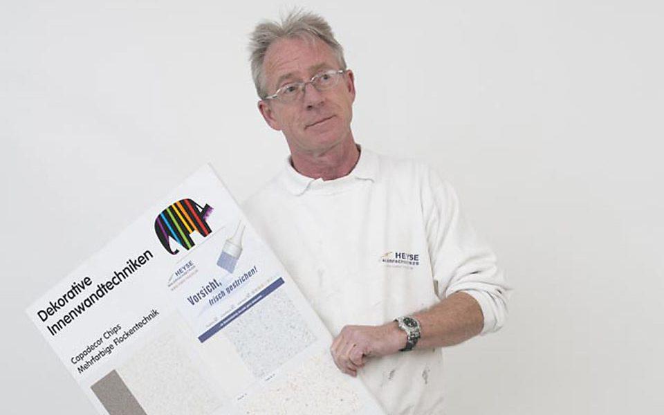 Facharbeiter Roland Mueller