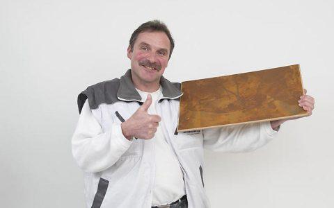 Facharbeiter Ulf Scheinert