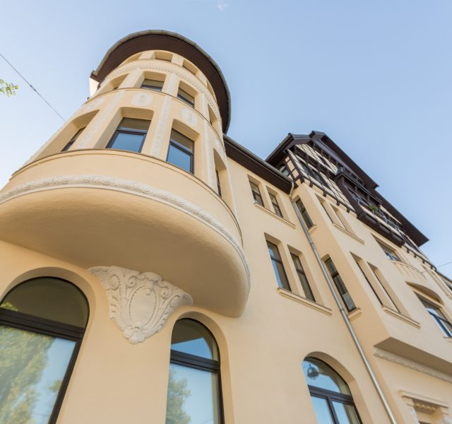 Fachwerk Fassade Putz streichen sanieren Denkmalschutz Hannover
