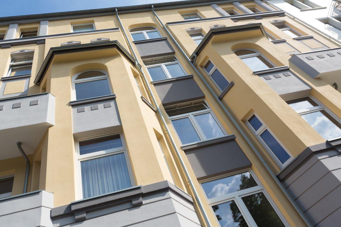 Fassade Anstrich Altbau Sanierung Hannover Wedemark Burgwedel