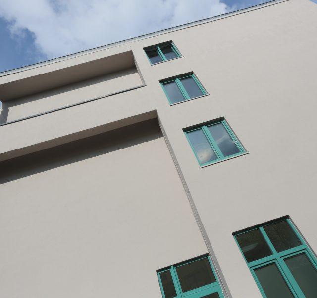 Fassade streichen Hannover renovieren sanieren Hannover Alligator Farben