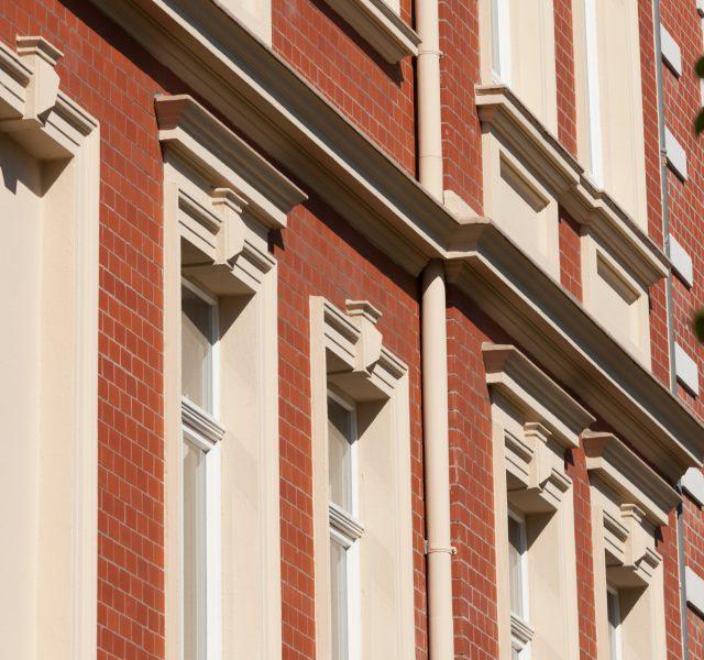 Klinker Fassade Sanierung Altbausanierung Hannover Wedemark Burgwedel