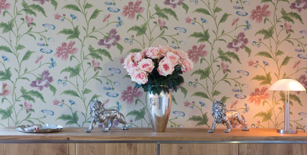 Little Greene Tapeten aus England Malerarbeiten Hannover