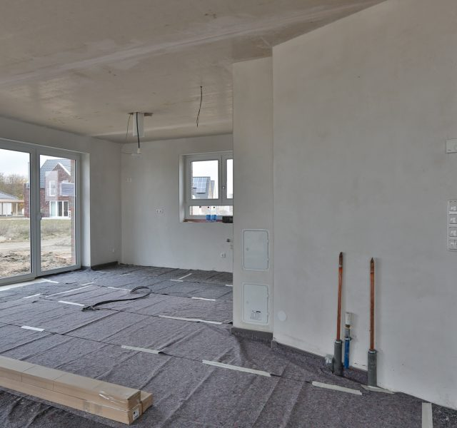Maler Wohnraumgestaltung Hannover vorher
