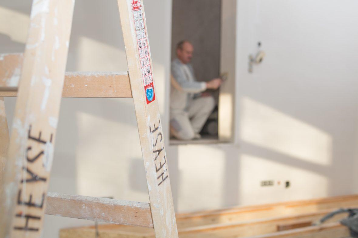 Malerarbeiten Hannover Waende vorarbeiten