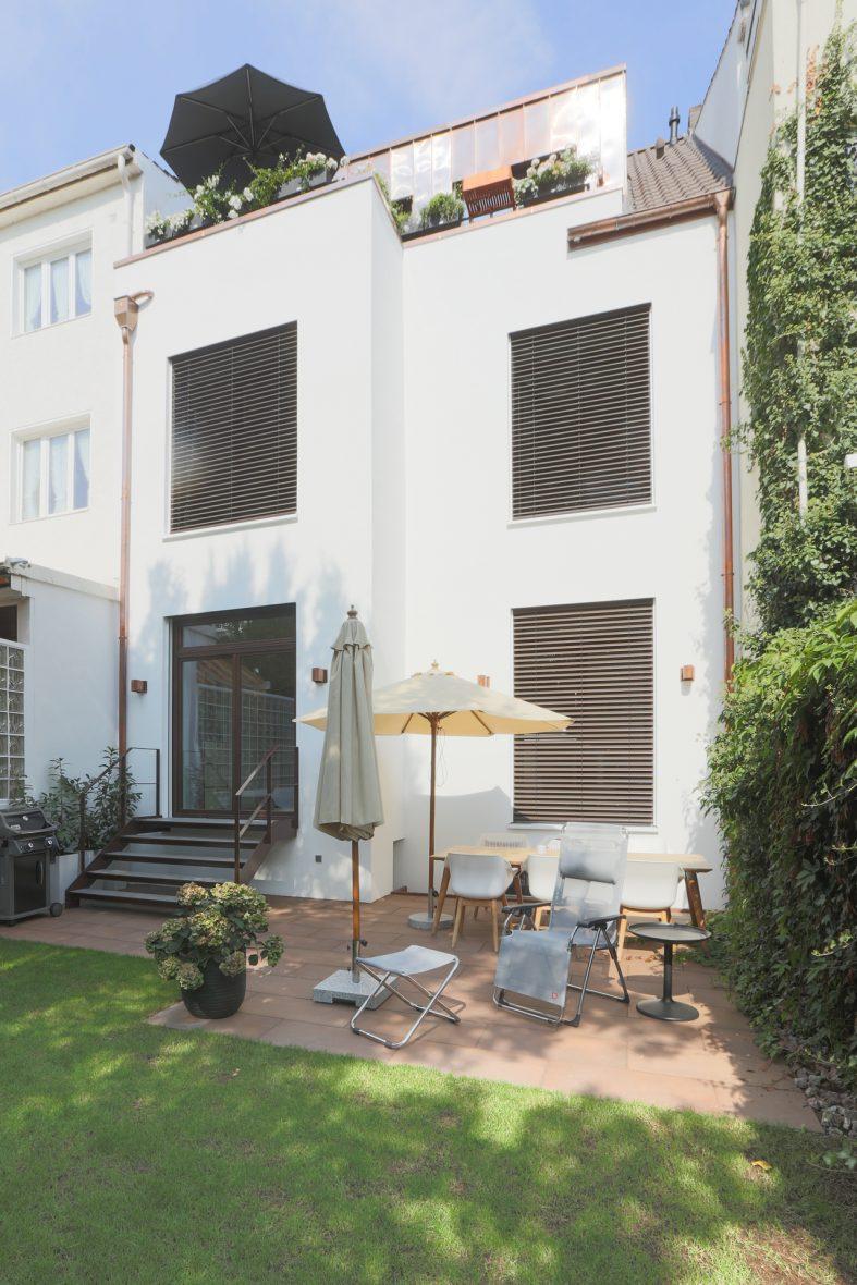 Stadthaus Altbausanierung Waermedaemmung Sto Therm Hannover