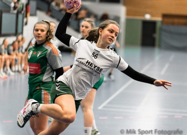 TUS Bothfeld Handball Emotion Teamgeist Leidenschaft
