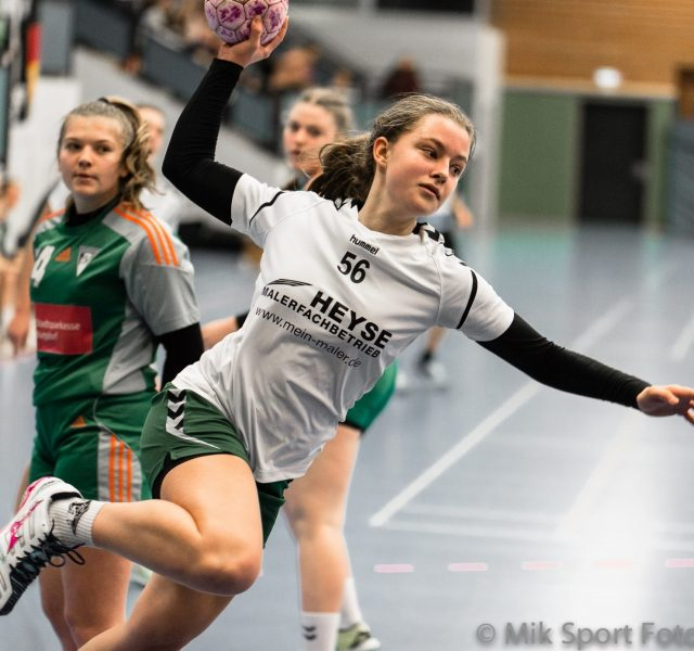TUS Bothfeld Handball Emotion Teamgeist Leidenschaft