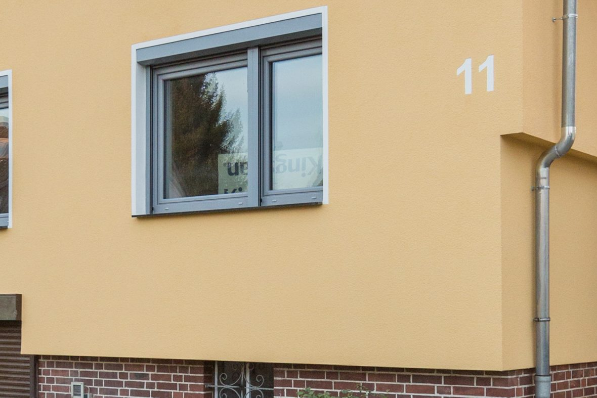 oekologiosche Fassade Waermedaemmung Hannover jpg