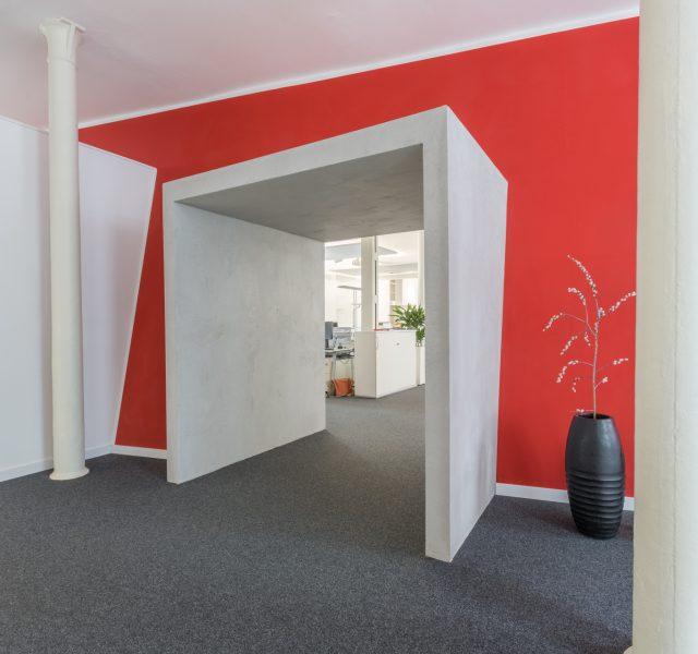 Betonoptik Wandgestaltung Hannover Wedemark Burgwedel