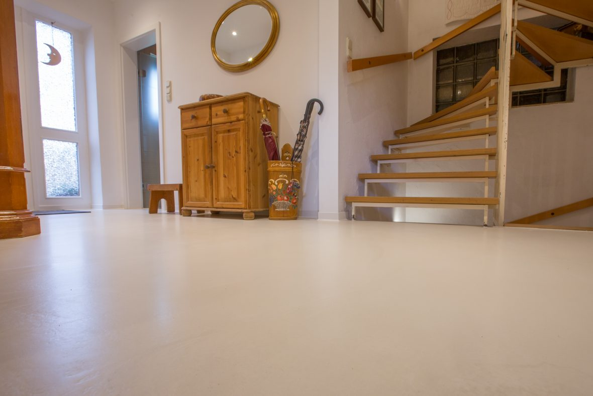 Fußboden Duden ~ Fugenlose wände böden bäder und treppen malerfachbetrieb heyse