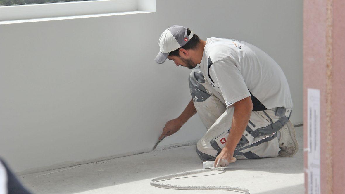Experten fuer schoene Raeume Malerarbeiten Hannover