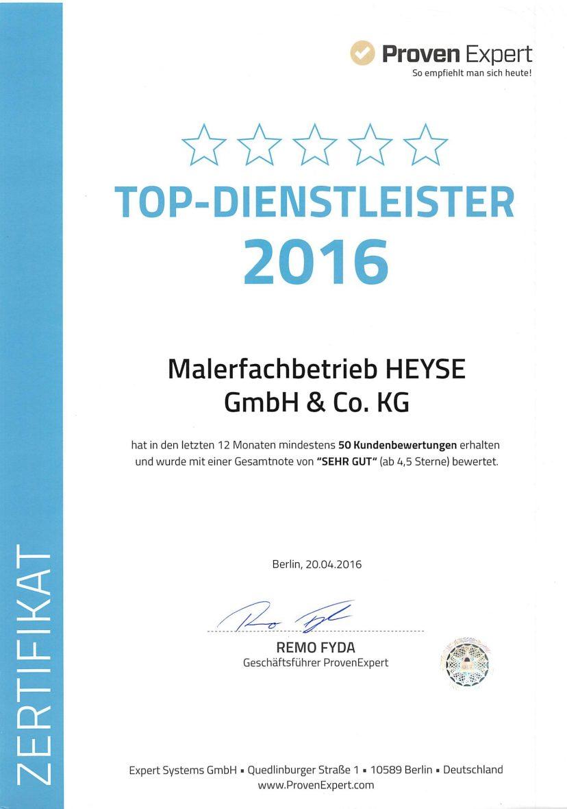 ProvenExpert Siegel Top Dienstleister 828x1180