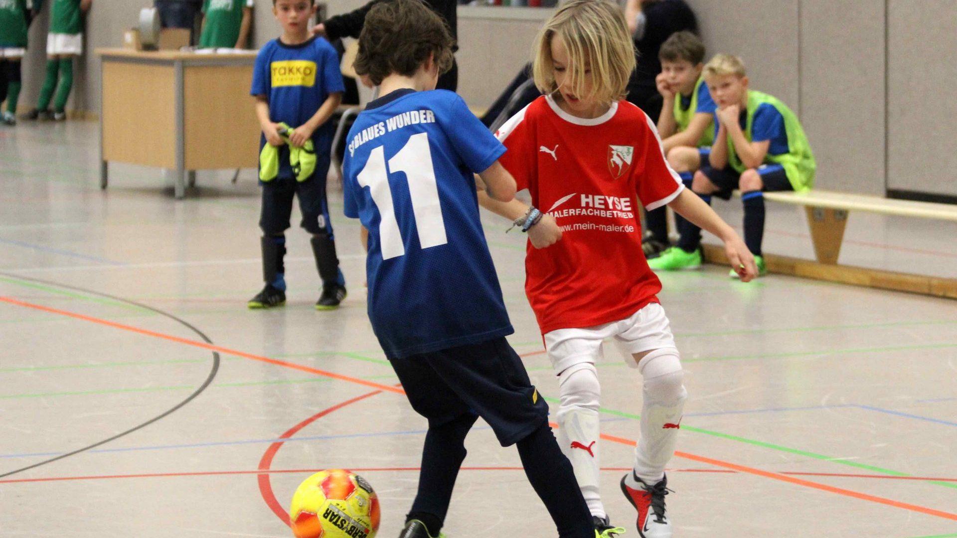 TSV Kirchrode F Jugend Fußball