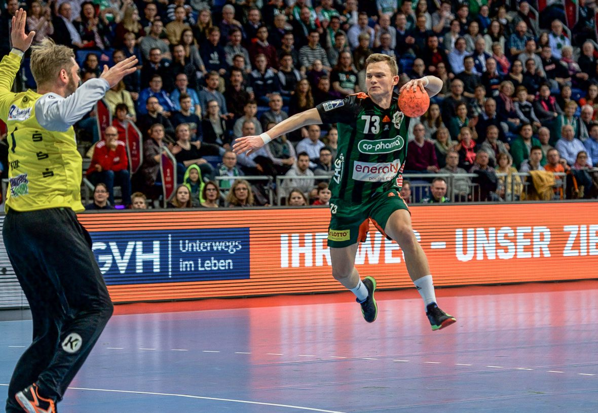 Timo Kastening TSV Hannover Burgdorf Handball