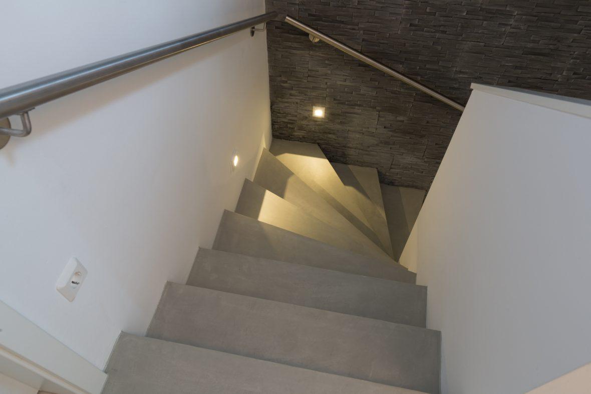 Treppe in Betonoptik fugenlos Hannover Burgwedel Wedemark Hamburg Celle