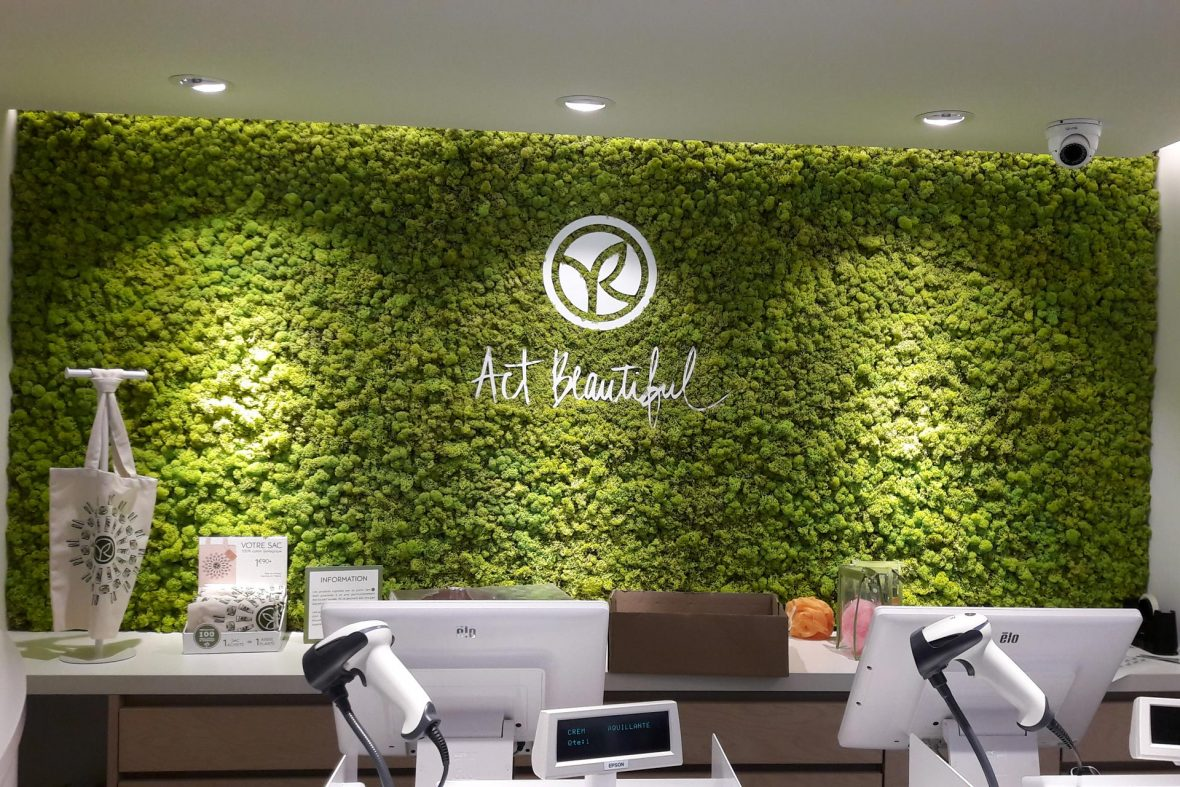 Wandbegruenung BenettiMoos Raumgestaltung Lifestyle Wellness Wohnraum Arbeitsraum 5