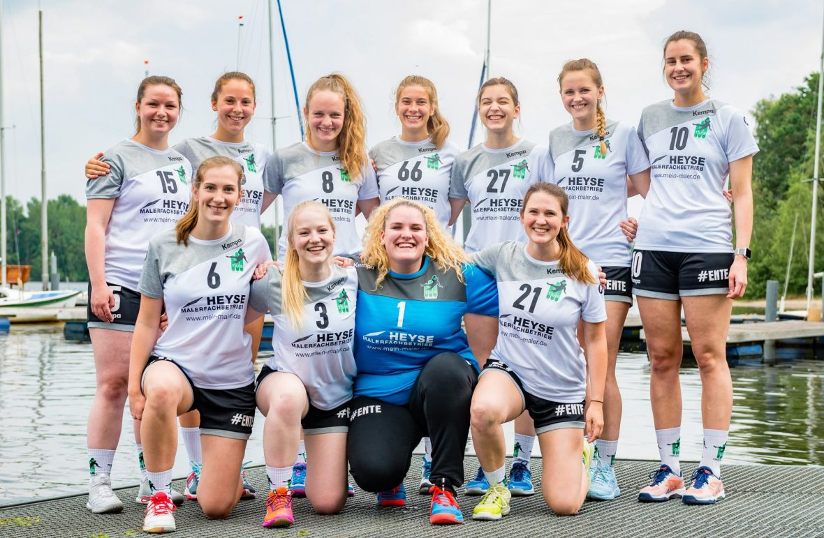Handball Altwarmbuechen Frauen