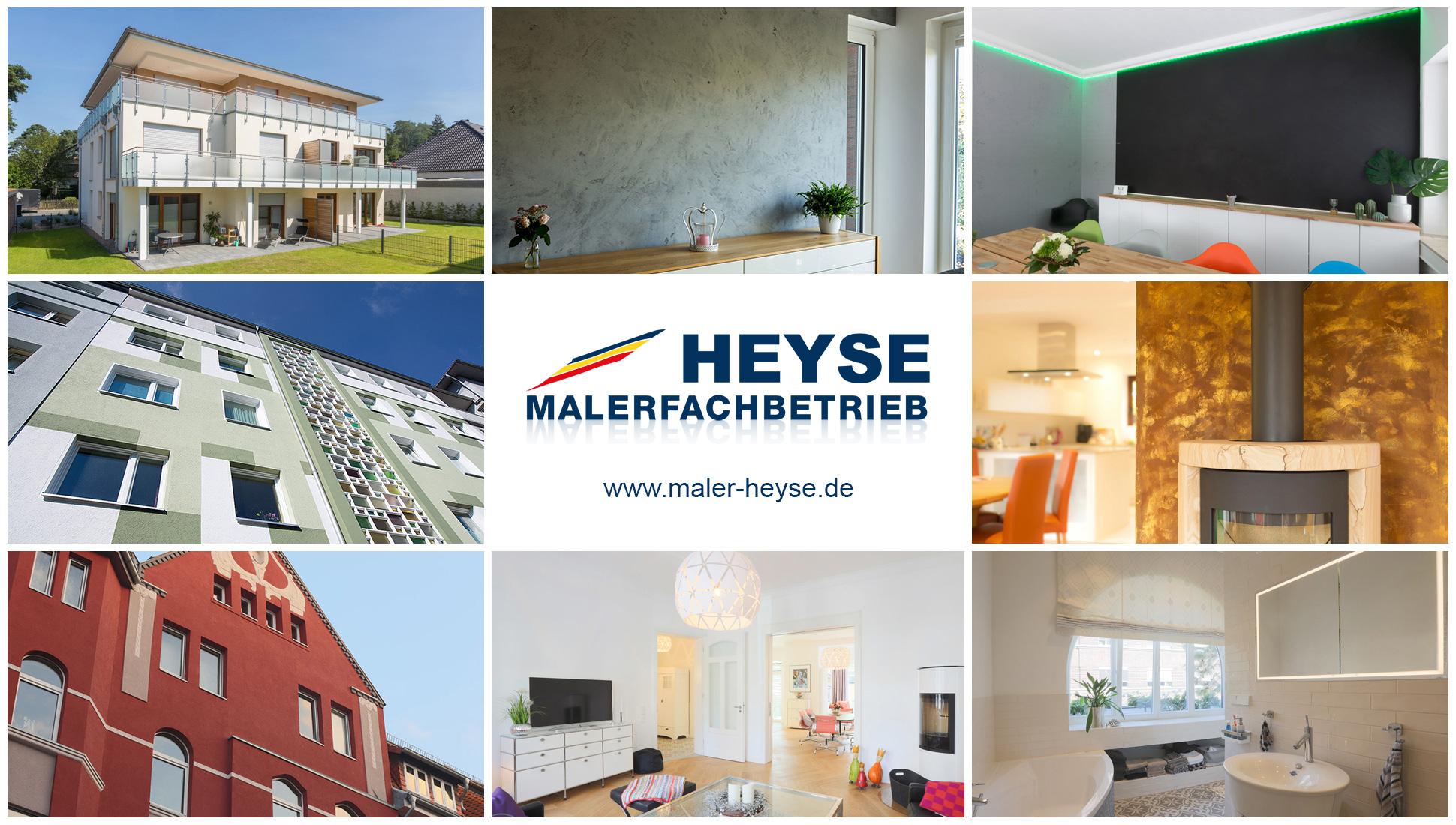 Malerfachbetrieb Heyse Ihr Malerbetrieb in Hannover