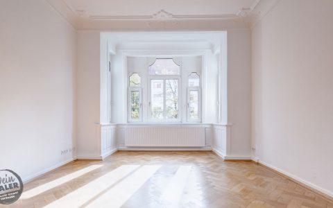 Altbausanierung Malerarbeiten Designboden Holzoptikdesign GreenFlor Lackierarbeiten Maler Hannover Isernhagen 04