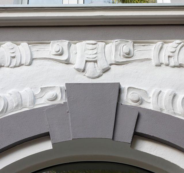 Fassadensanierung Altbausanierung Fassadengestaltung Maler Hannover 04