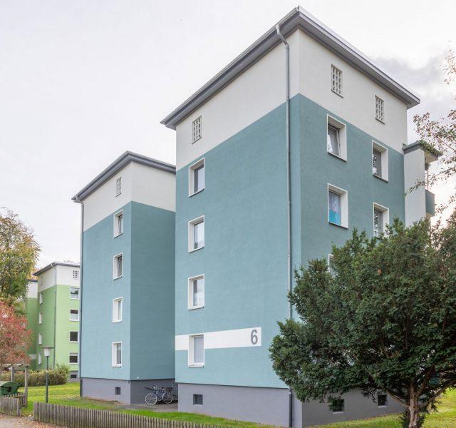 Fassadensanierung Waermedammung WDVS Fassadenanstrich Maler Hannover 10