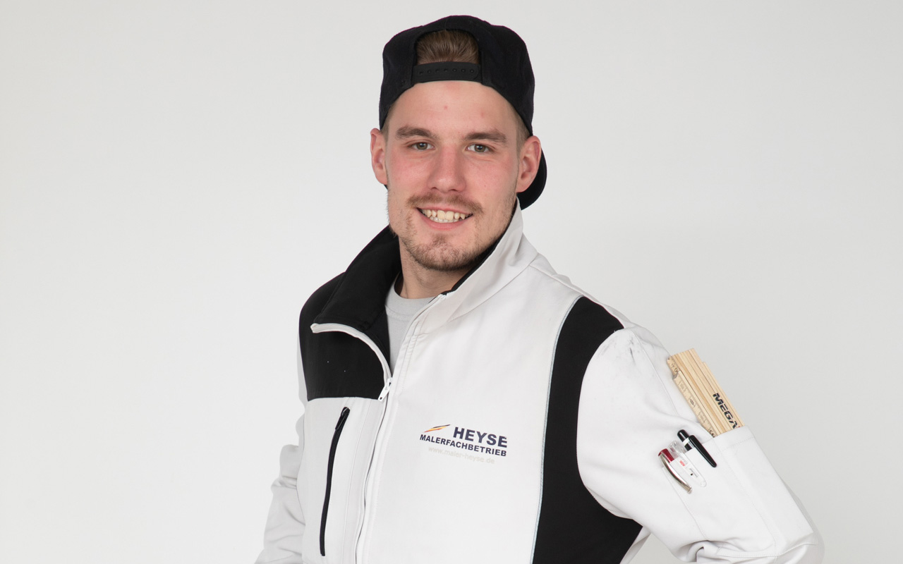 Lieblingsmaler Hannover Team Maler Heyse 17 - Dennis Scheinert