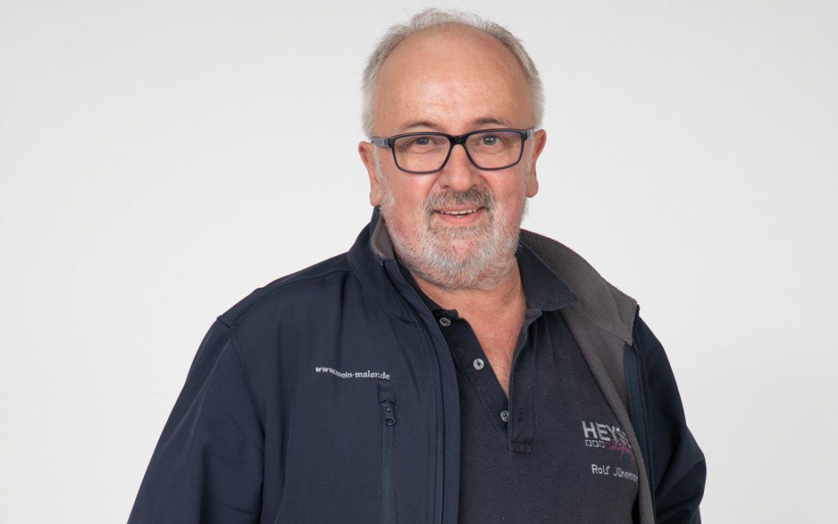 Lieblingsmaler Hannover Team Maler Heyse 22 - Rolf Jünemann