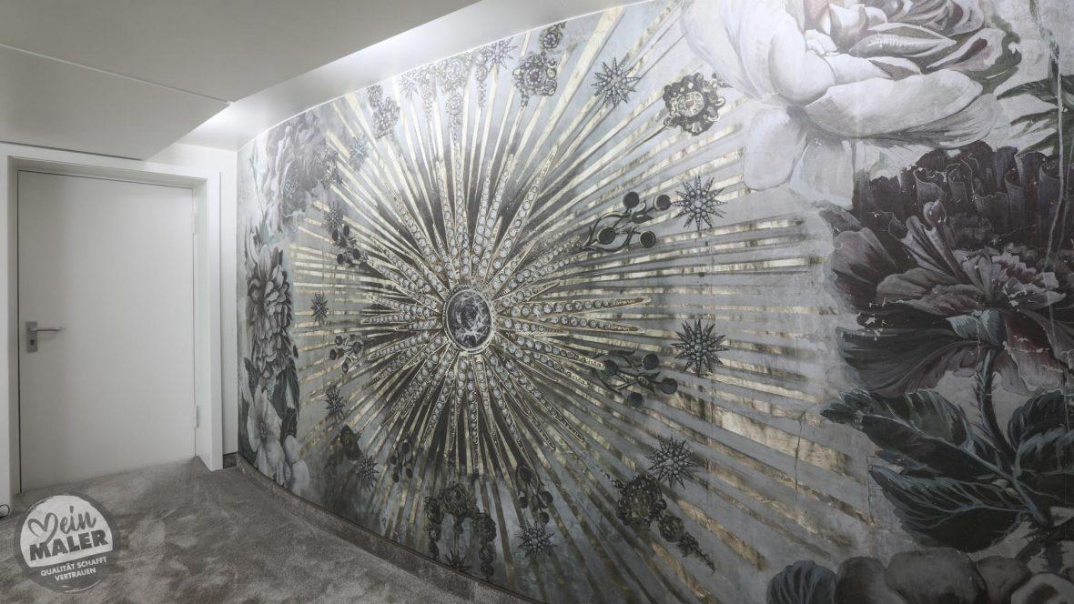 Wall und Deco Decor Wonder Wanddesign Designtapete Hannover exklusive Malerarbeiten 01