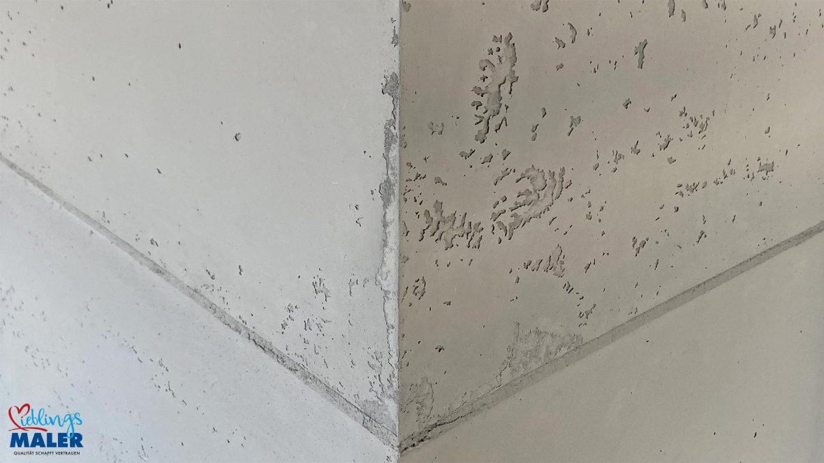 Betonoptik Hannover Maler Spachteltechnik Wandgestaltung 01