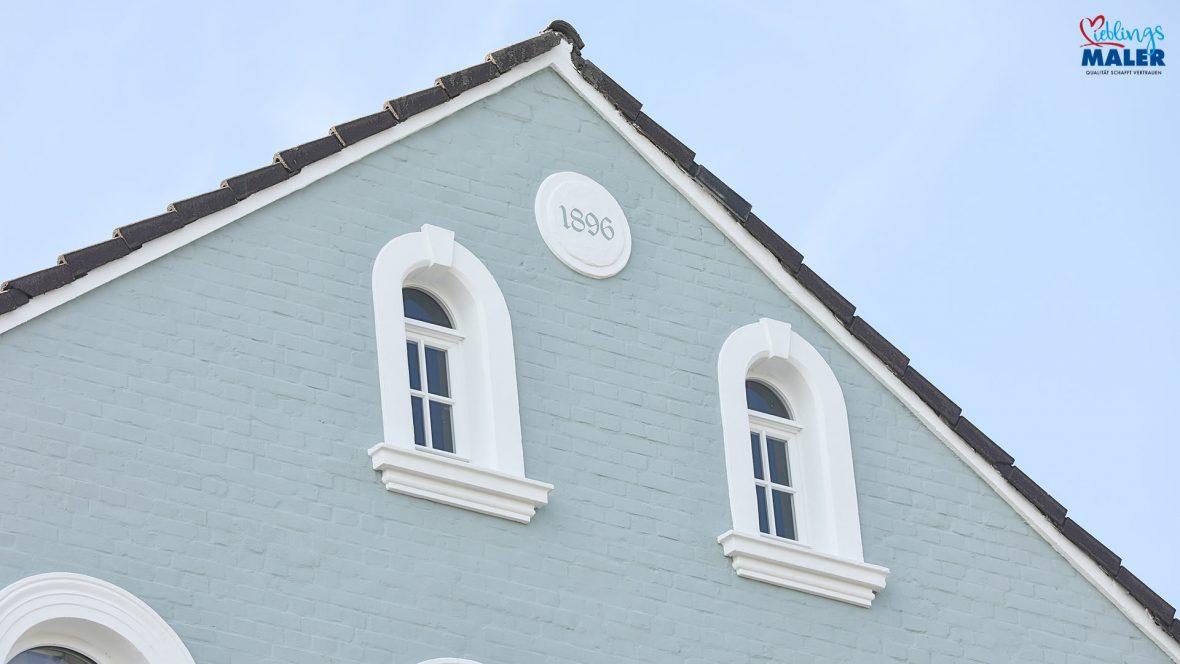 Fassadensanierung Altbau Hannover Maler Fassadenanstrich Altbaufassade 31b