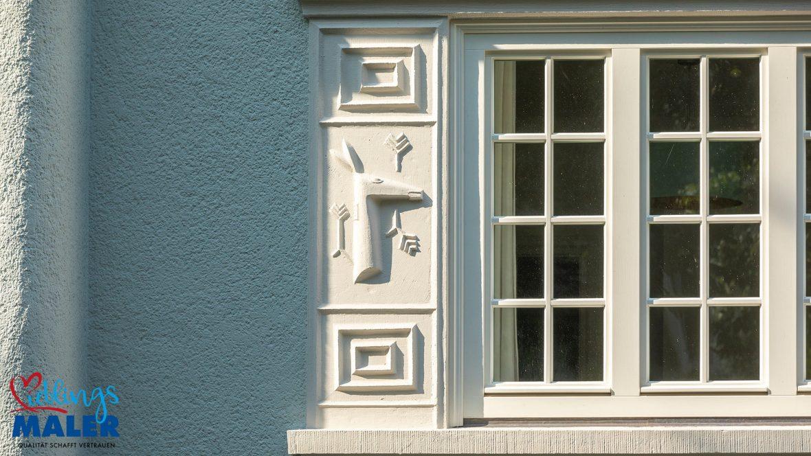Fassadensanierung Altbausanierung Fassadenanstrich Hannover Maler Fassadendoktor 05