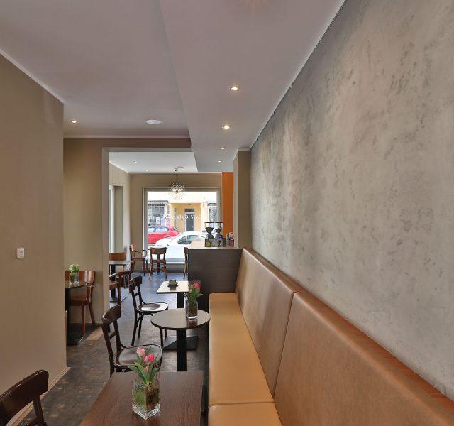 Cafe Goldstueck Hannover ReDesign Betonoptik Malerarbeiten Lieblingsmaler 03