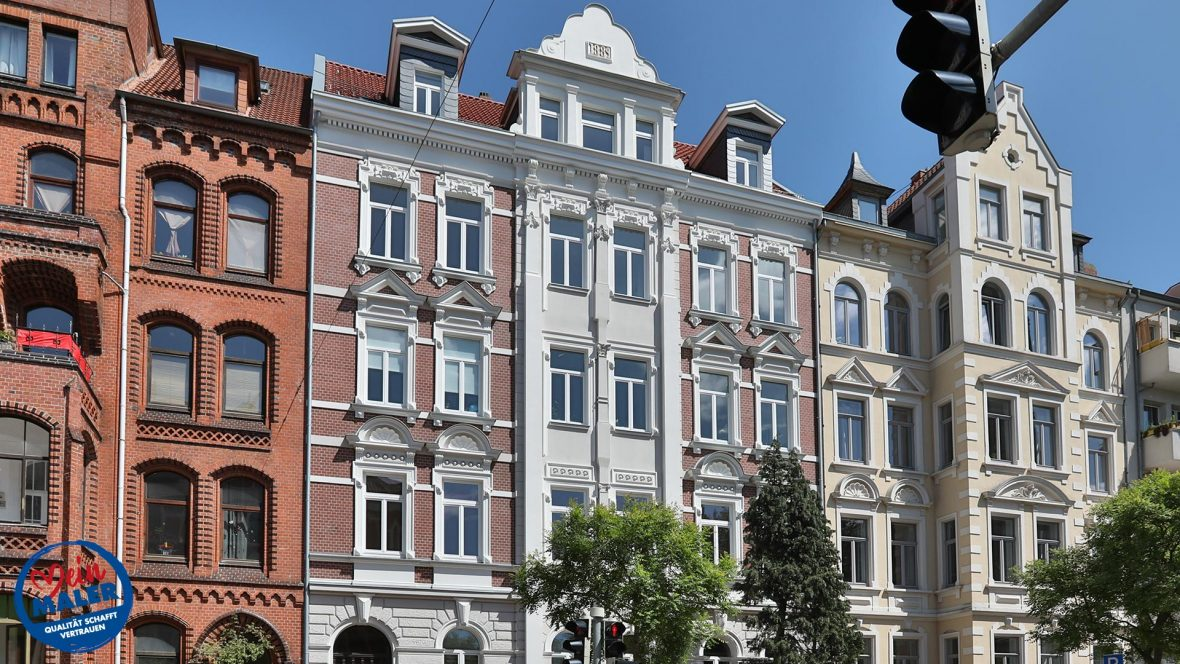 Fassadensanierung Denkmalschutz Fassade 1892 Fassadendoktor Boedekerstrasse Hannover List Oststadt 06