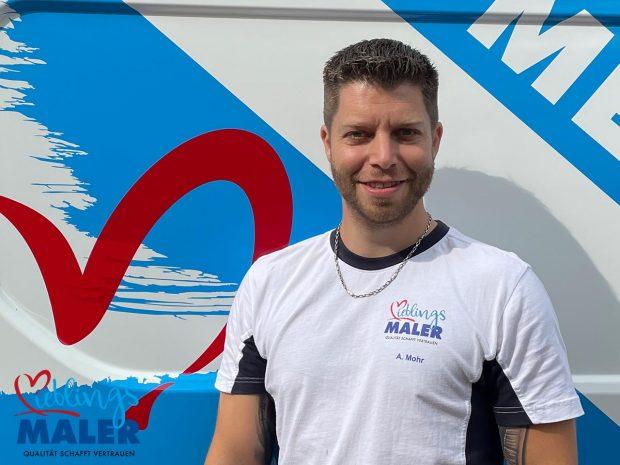 Andre Mohr Malermeister Maler Heyse Hannover 1