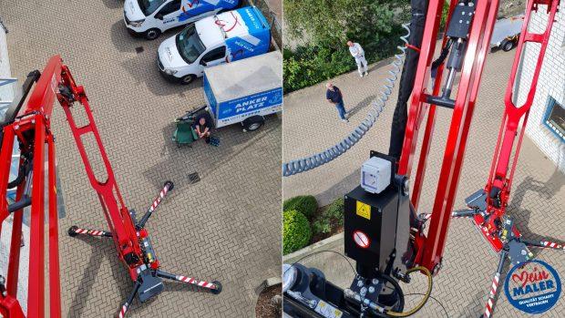 Arbeitsbuehne Service Hannover Raupen Hebebuehne 11